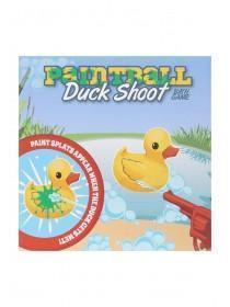 Paintball Duck Shoot Bath Game
