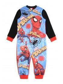 Boys Red Spiderman Onesie