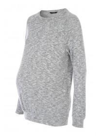 Maternity Grey Sweater