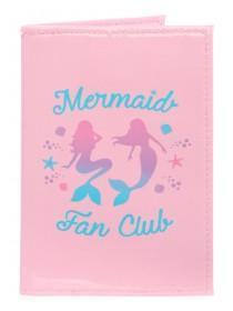 Womens Mermaid Passport Cover