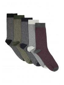 Mens 5pk Socks