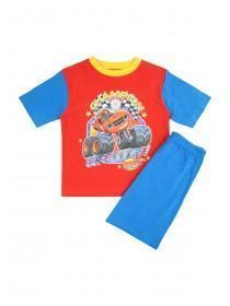Younger Boys Red Blaze Pyjama Set