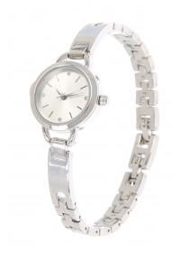 Womens Silver Bracelet Watch