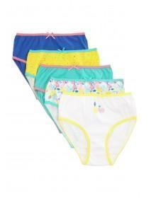 Girls 5pk Fruit Briefs