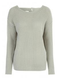 Womens Fisher Ring Back Jumper