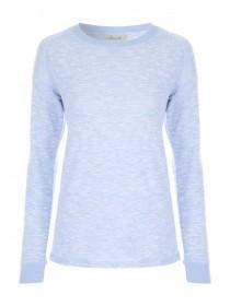 Womens Blue Lounge Top