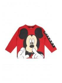 Younger Boys Mickey Mouse Top