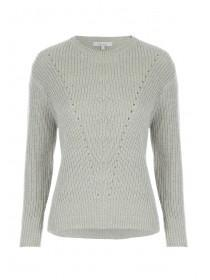 Womens Mint Jumper