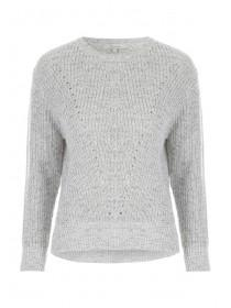 Womens Grey Jumper