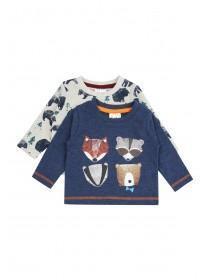 Baby Boys 2PK Bears T-Shirts