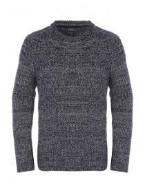 Mens Navy Jumper