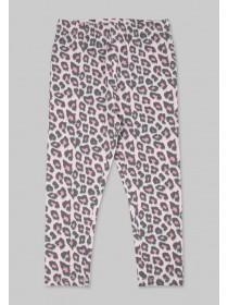 Younger Girls Leopard Print Leggings