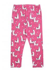 Younger Girls Llama Leggings