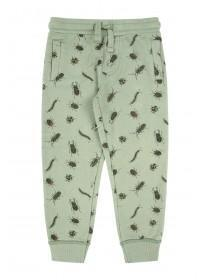 Younger Boys Khaki Bug Joggers