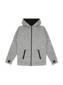 Older Boys Grey Hoody