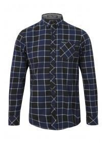 Mens Tokyo Laundry Flannel Checked Shirt