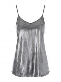 Womens ENVY Gold Foil Cami