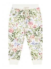 Younger Girls Floral Joggers