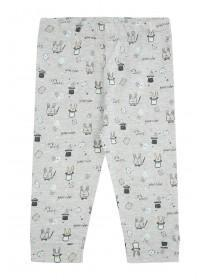 Baby Boys Grey Magic Print Joggers