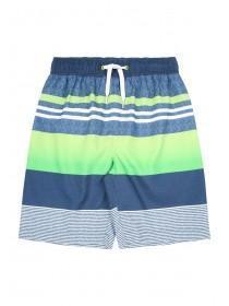 Older Boys Stripe Board Shorts