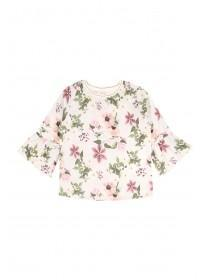 Older Girls Floral Blouse