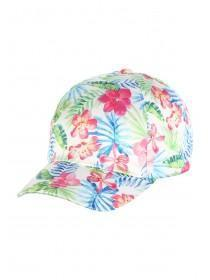 Younger Girls Multicolour Tropical Hat