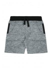 Younger Boys Grey Shorts