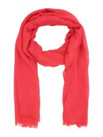Womens Red Scarf
