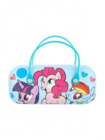Younger Girls Blue My Little Pony Glasses Case