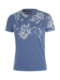 Mens Blue Dragon T-Shirt
