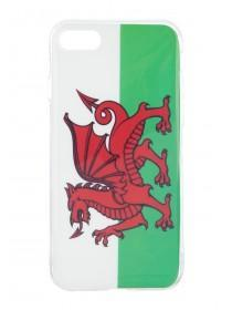 Womens Welsh Flag Phone Case
