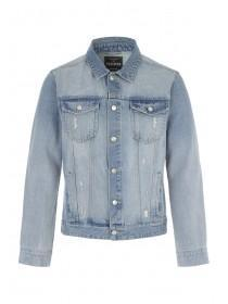 Mens Blue Denim Jacket