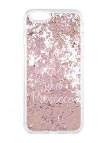 Womens Pink Prosecco Slogan Phone Case