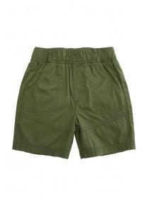 Younger Boys Khaki Shorts