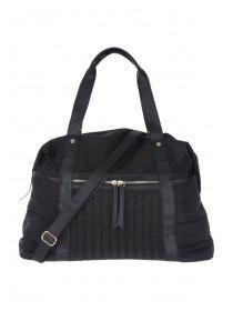 Womens Black Sports Luggage Bag