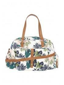 Womens Tropical Weekender Luggage Bag