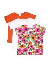 Younger Girls 3pk T-Shirts
