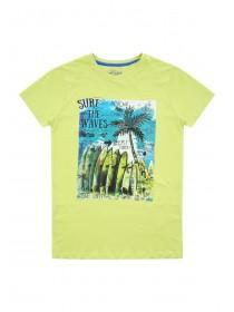 Older Boys Surf Print T-Shirt