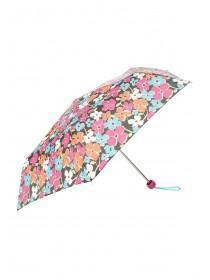 Womens Floral Umbrella