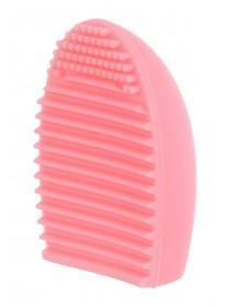Womens Pink Make Up Brush Cleaner