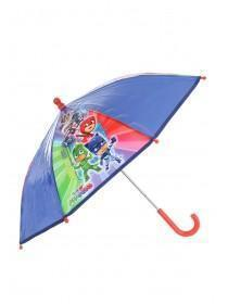 Younger Boys Blue PJ Masks Umbrella