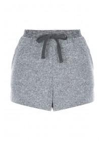 Womens Grey Lounge Shorts