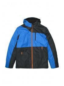 Older Boys Blue Rain Coat