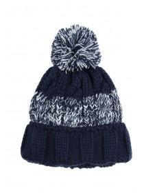 Younger Boys Blue Stripe Hat