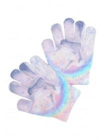 Younger Girls Unicorn Gloves