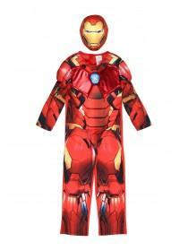 Kids Iron Man Fancy Dress Outfit