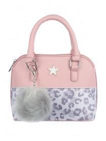 Older Girls Pink Mini Handbag