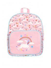 Younger Girls Pink Unicorn Rucksack