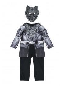 Kids Werewolf Fancy Dress Outfit