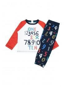 Baby Boys 2pc Number Top and Jogger Set